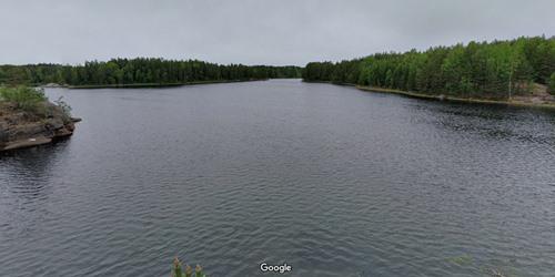 Озеро Matildanjärvi