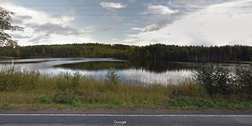 Озеро Muurikaisjärvi
