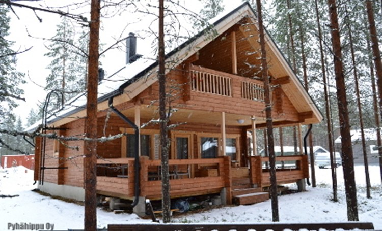 4 bed-room ski cabin