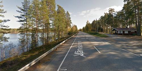 Озеро Pieni-Paltanen