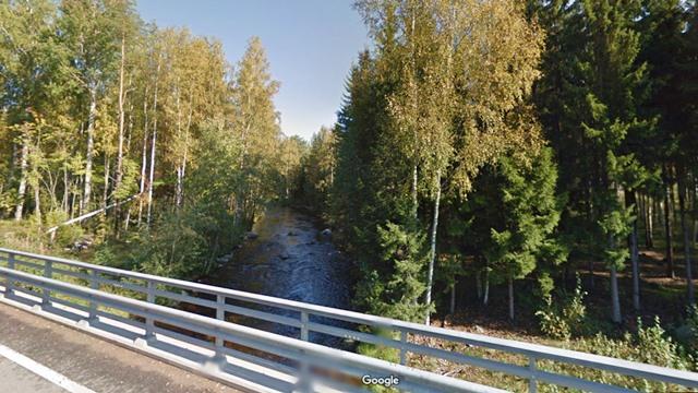 Пороги Pyhäkoski