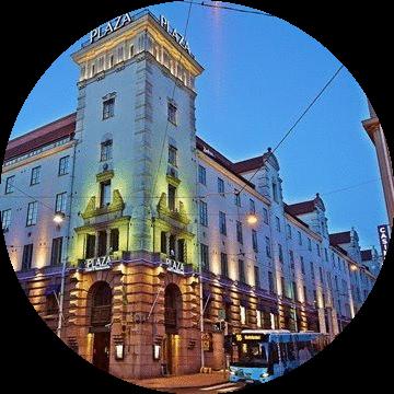 Radisson Blu Plaza Hotel, Helsinki