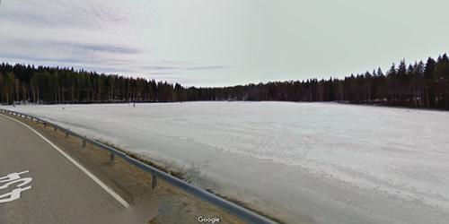 Озеро Samusenlahti