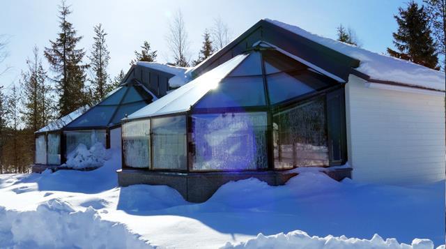 Santa Igloos Arctic Circle