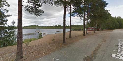 Озеро Tahinlampi