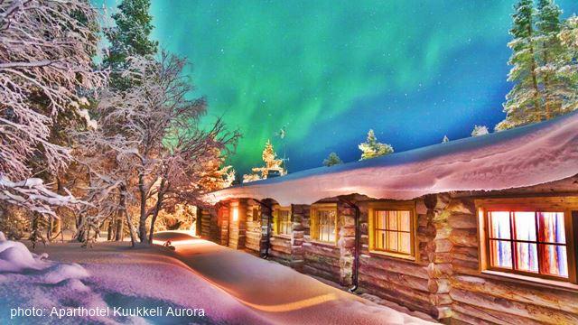 Aparthotel Kuukkeli Aurora