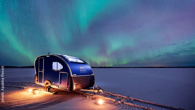Apukka Aurora Wagon, Rovaniemi