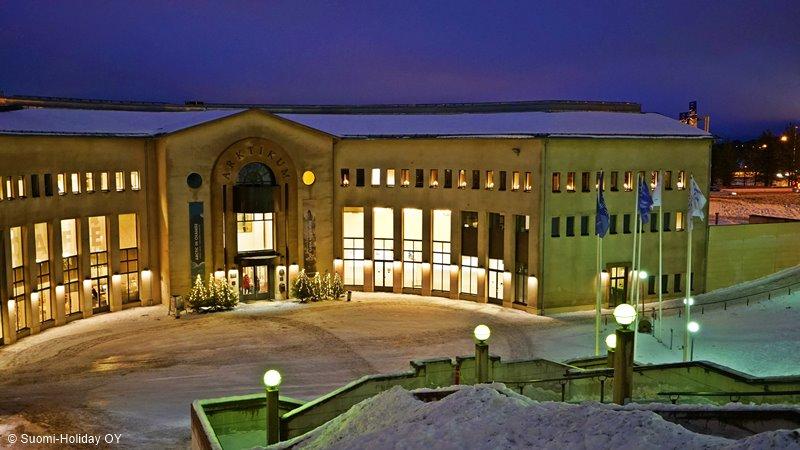 Arktikum Museum Rovaniemi