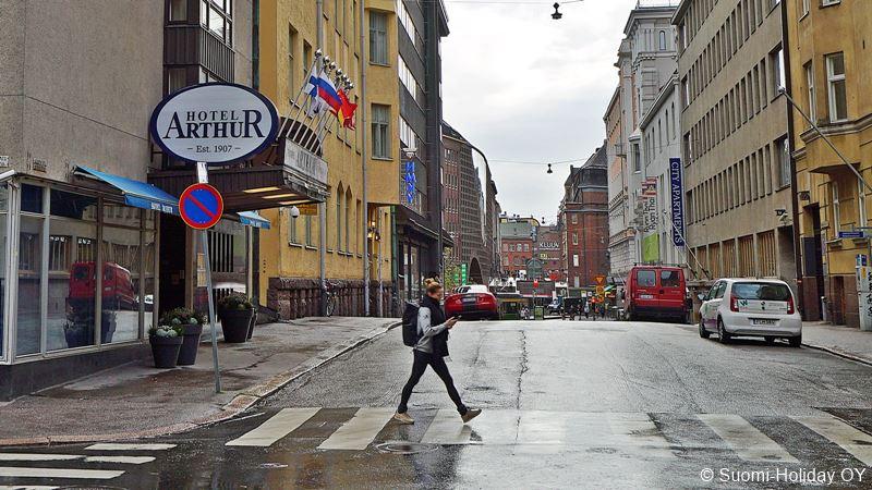 Hotel Arthur, Helsinki