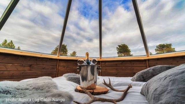 Aurora Log Cabin Nangu