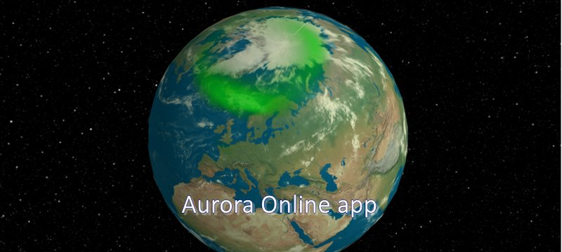 aurora borealis northern lights online alert app