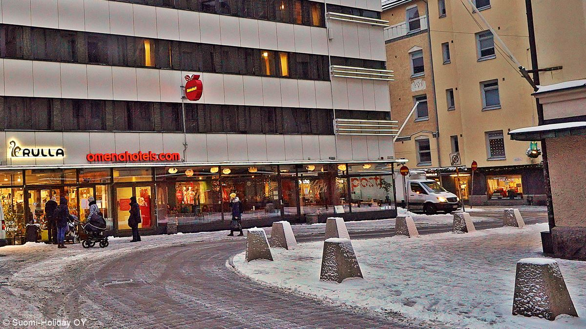 Onema hotel Helsinki city center