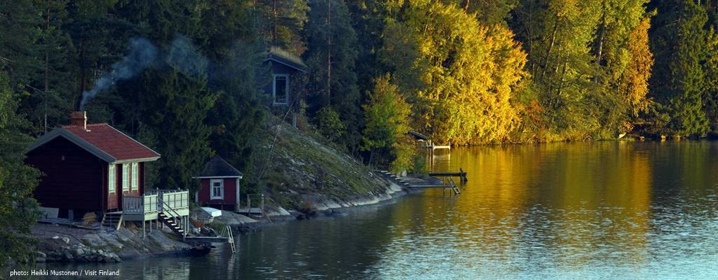 cottage in finland