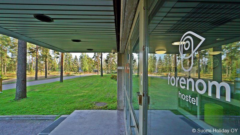 Forenom Hostel Vantaa Airport