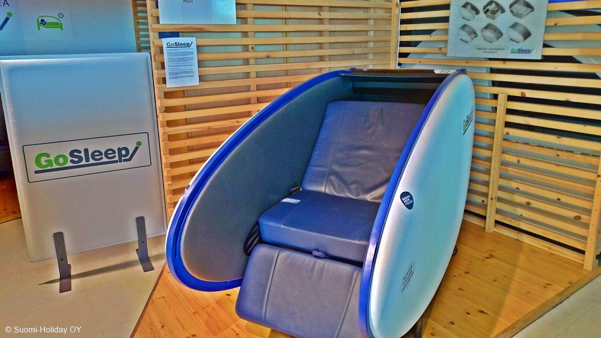 GoSleep Lounge