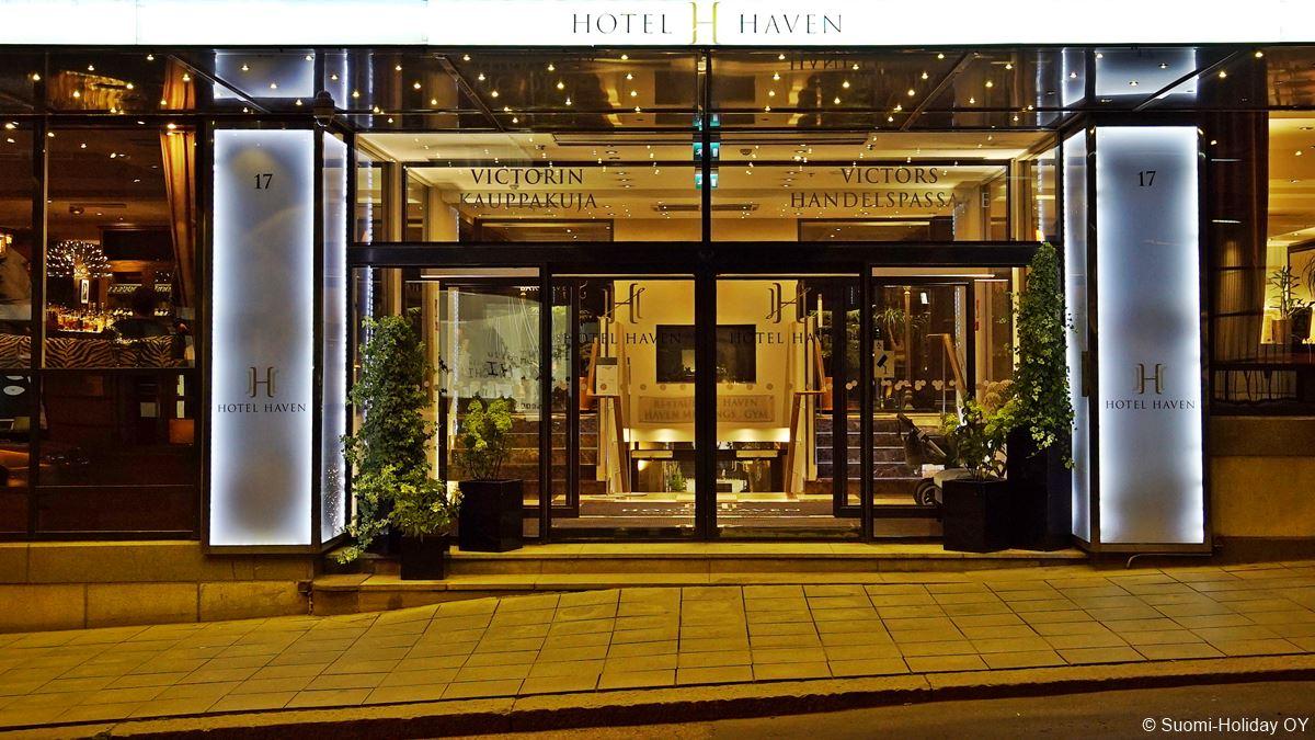 haven hotel helsinki