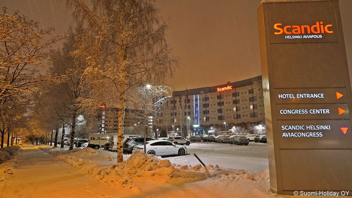 Scandic Helsinki Aviapolis