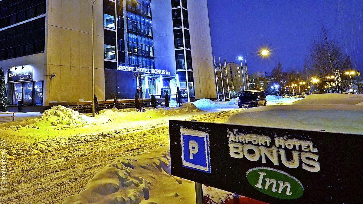 Bonus Inn Airport Hotel