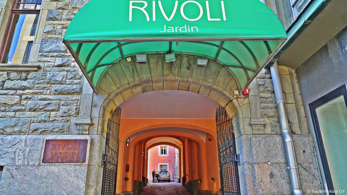 Hotel Rivoli Jardin Helsinki