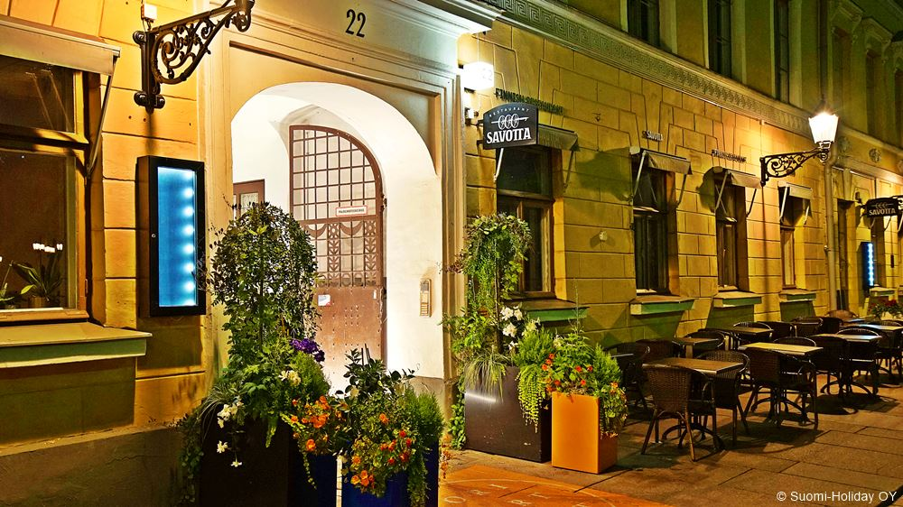 Savotta restaurant