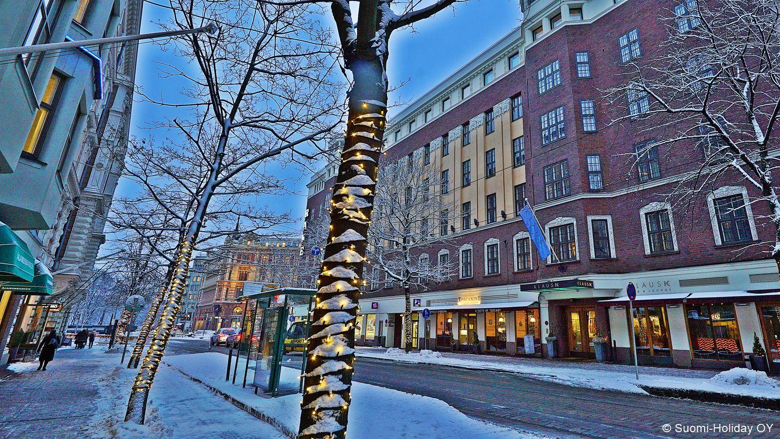 Hotel Klaus K Boutique hotel Helsinki