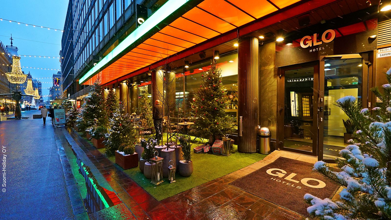 Helsinki city center hotels