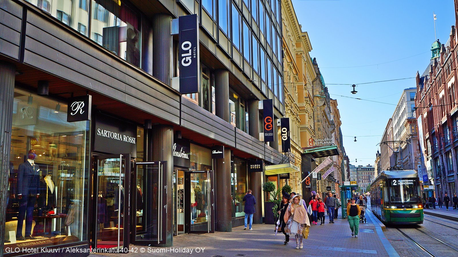 Helsinki city center hotels