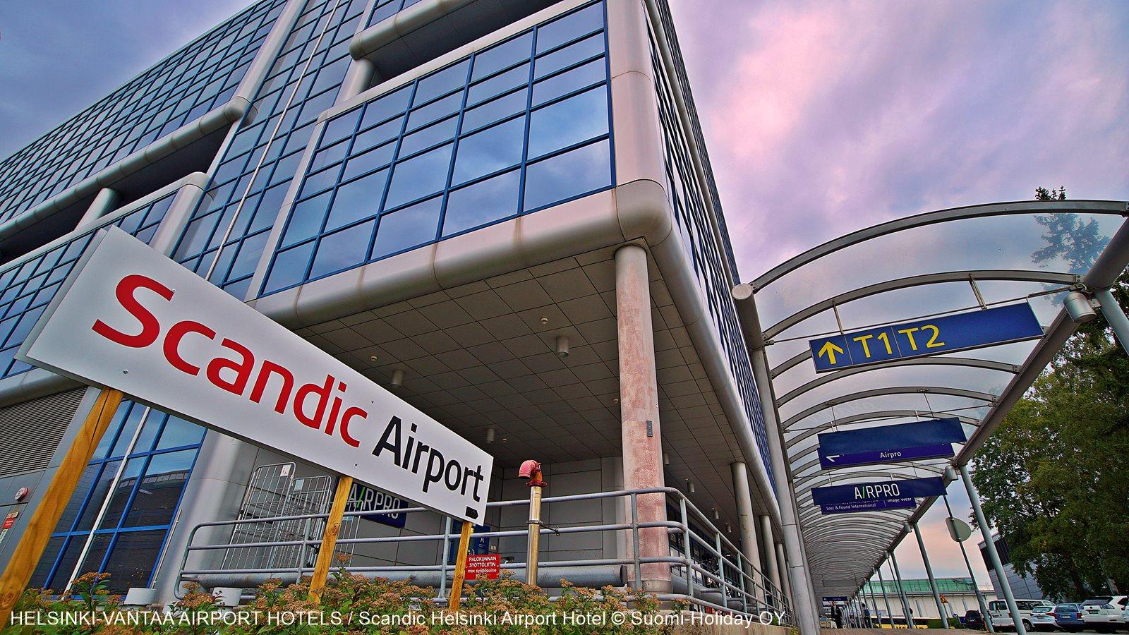 Helsinki airport hotels
