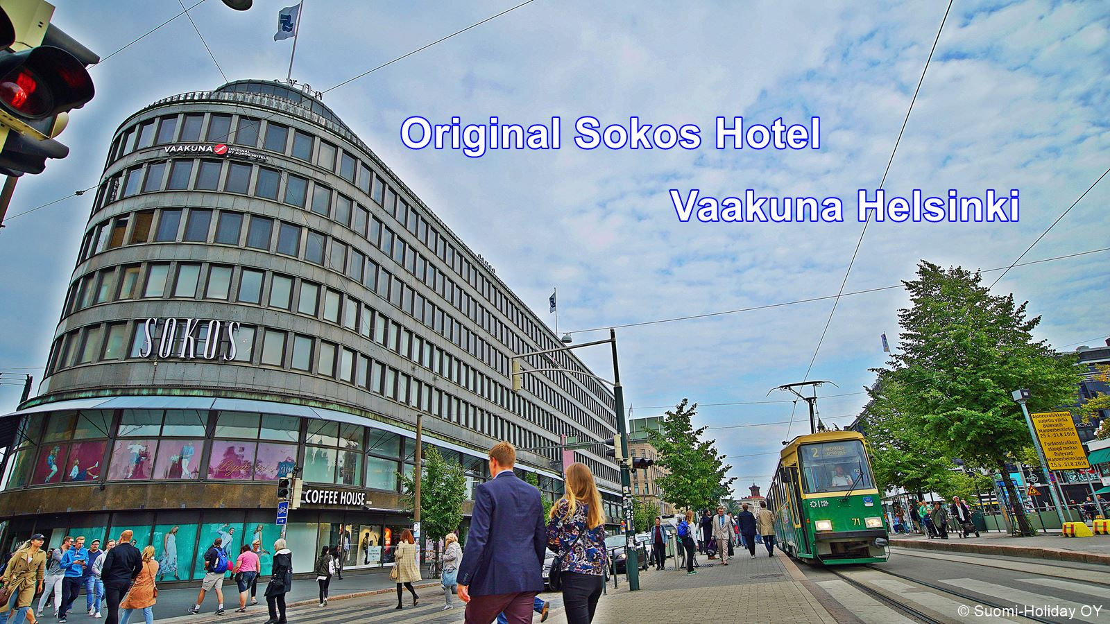 Original Sokos Hotel Vaakuna near central station