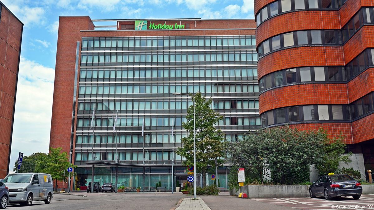 Holiday Inn Helsinki West - Ruoholahti