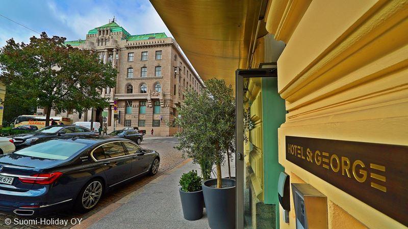 Hotel St. George Helsinki