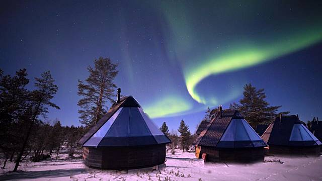 Igloo Aurora cabins