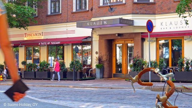 Klausk hotel Helsinki
