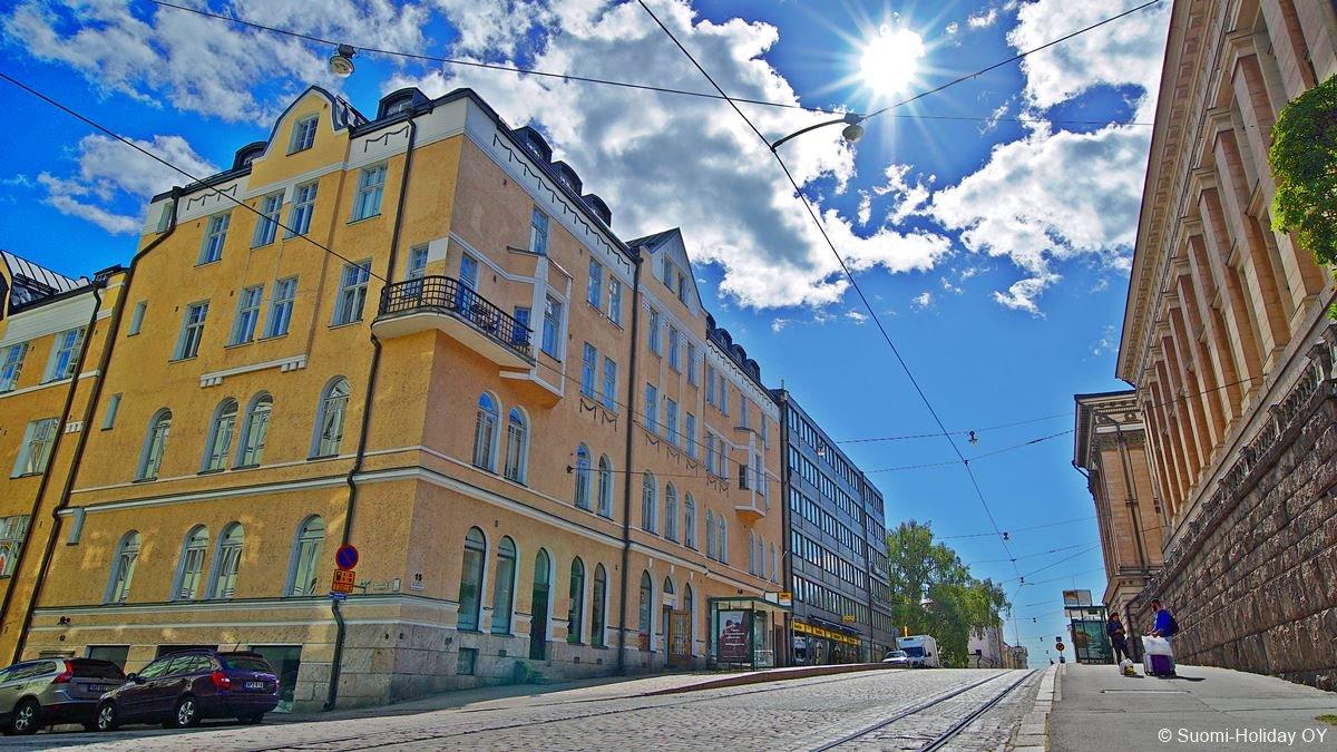 Kongressikoti Hotel Helsinki