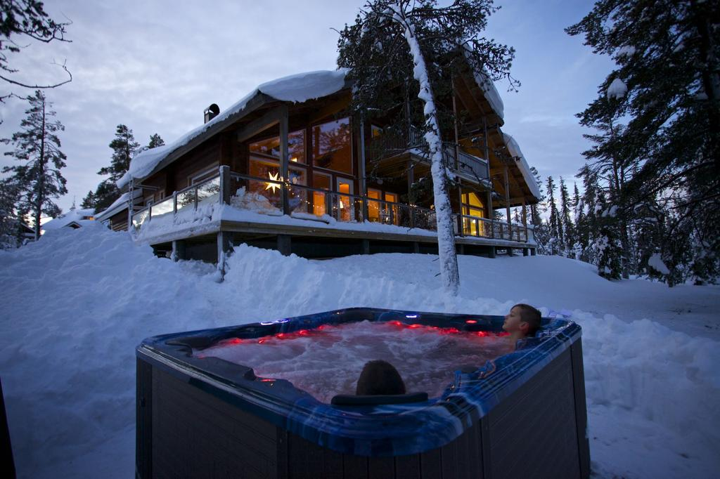 Leviday cabin
