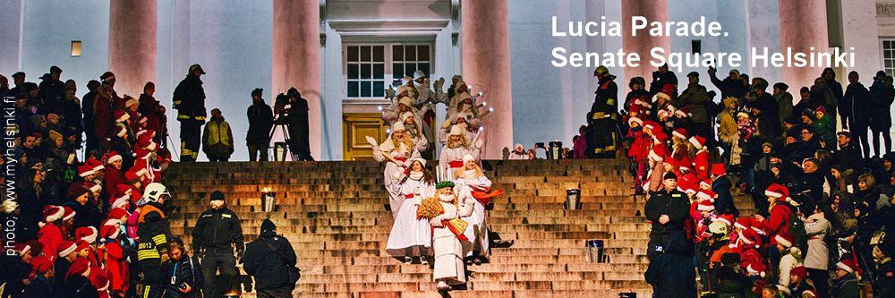 Lucia Parade