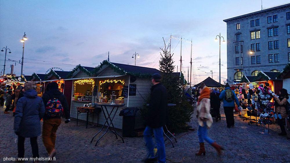 Manta's Christmas Market