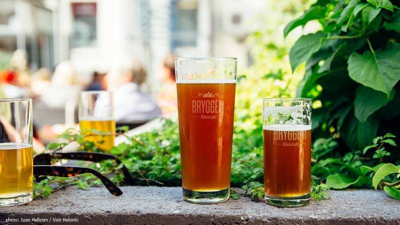 Bryggeri Restaurant Helsinki