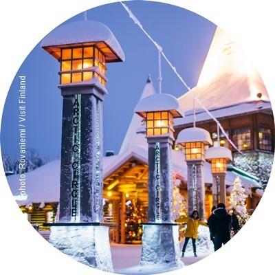 Rovaniemi - Santa Home town