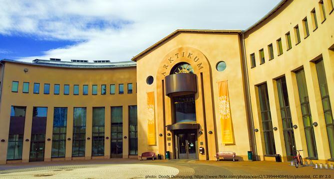 Arktikum Museum Rovaniami