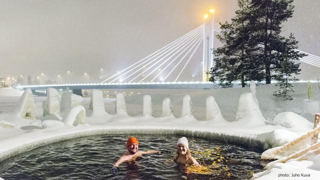 SANTA TOWN Rovaniemi