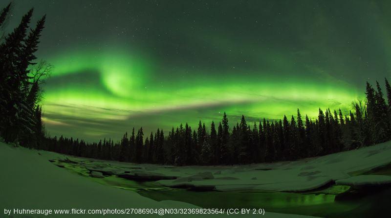Rovaniemi Northern Light