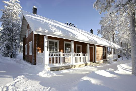 Santasport Cottages, Rovaniemi