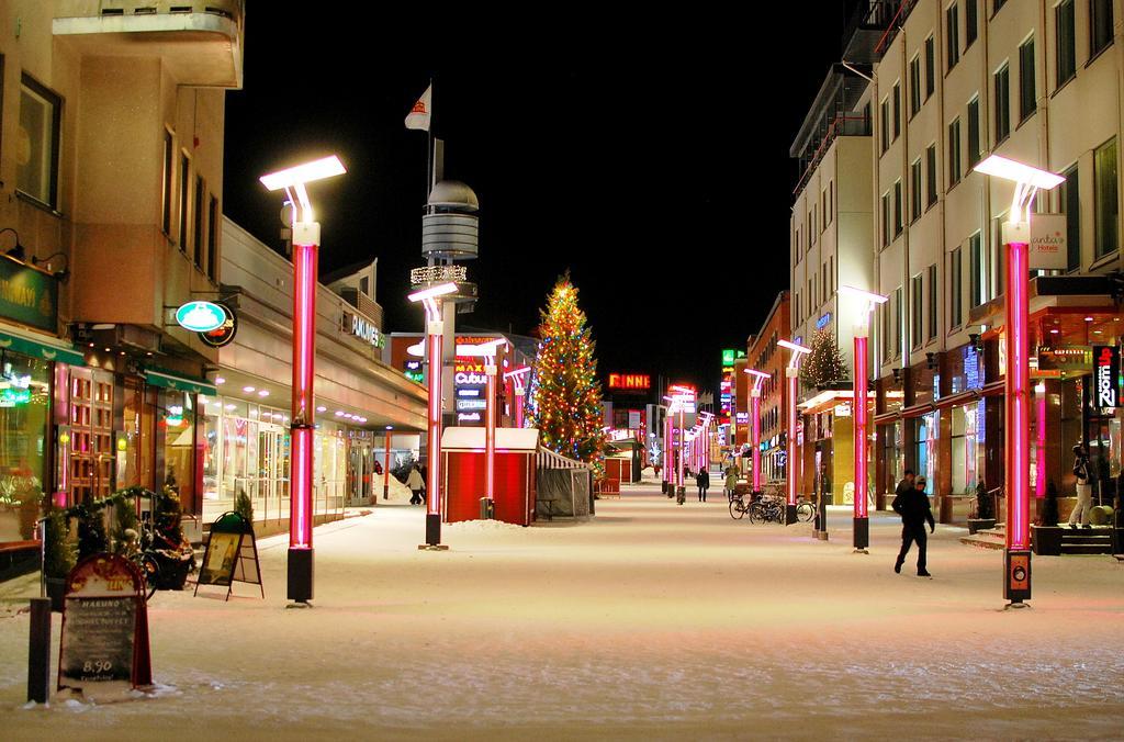 Rovaniemi hotels