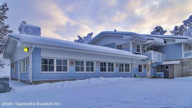 Saariselkä Kuukkeli Inn