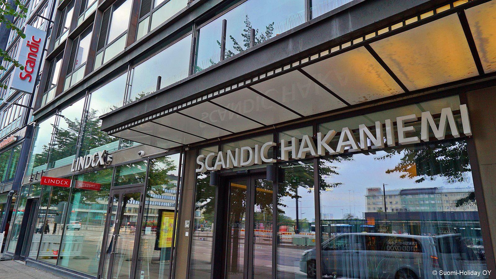 Scandic Hakaniemi Helsinki