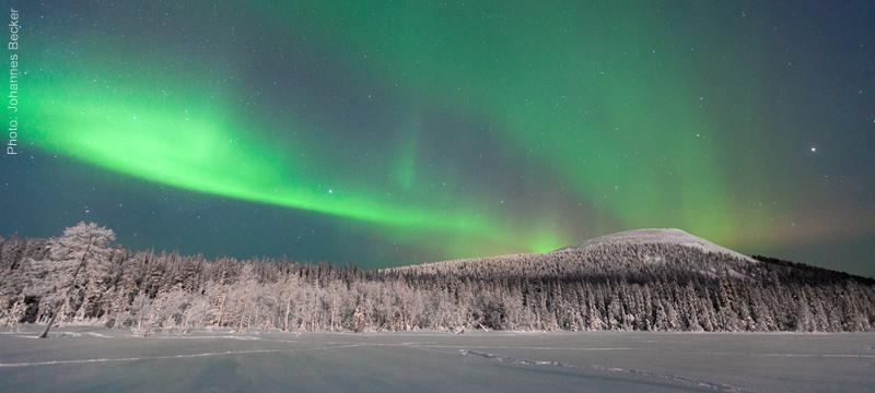 Yllas ski Lapland