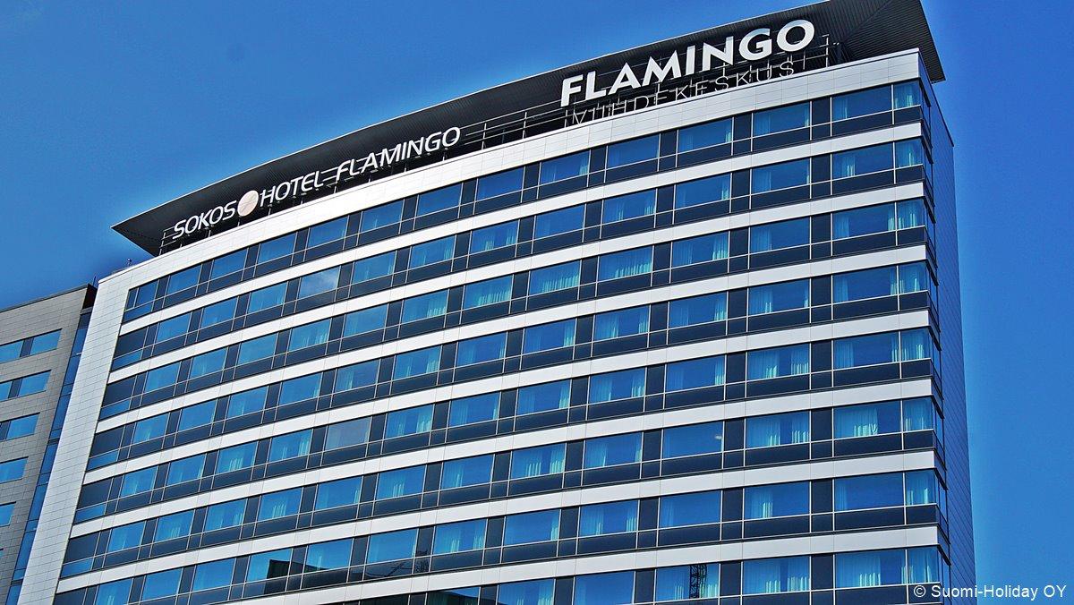 sokos hotel flamingo helsinki