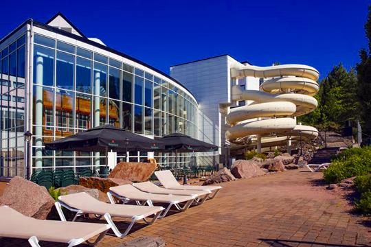 Spa Hotel Caribia