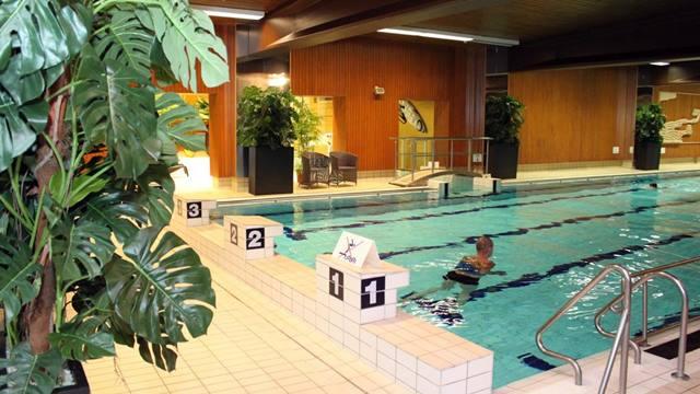 СПА отель Kruunupuisto